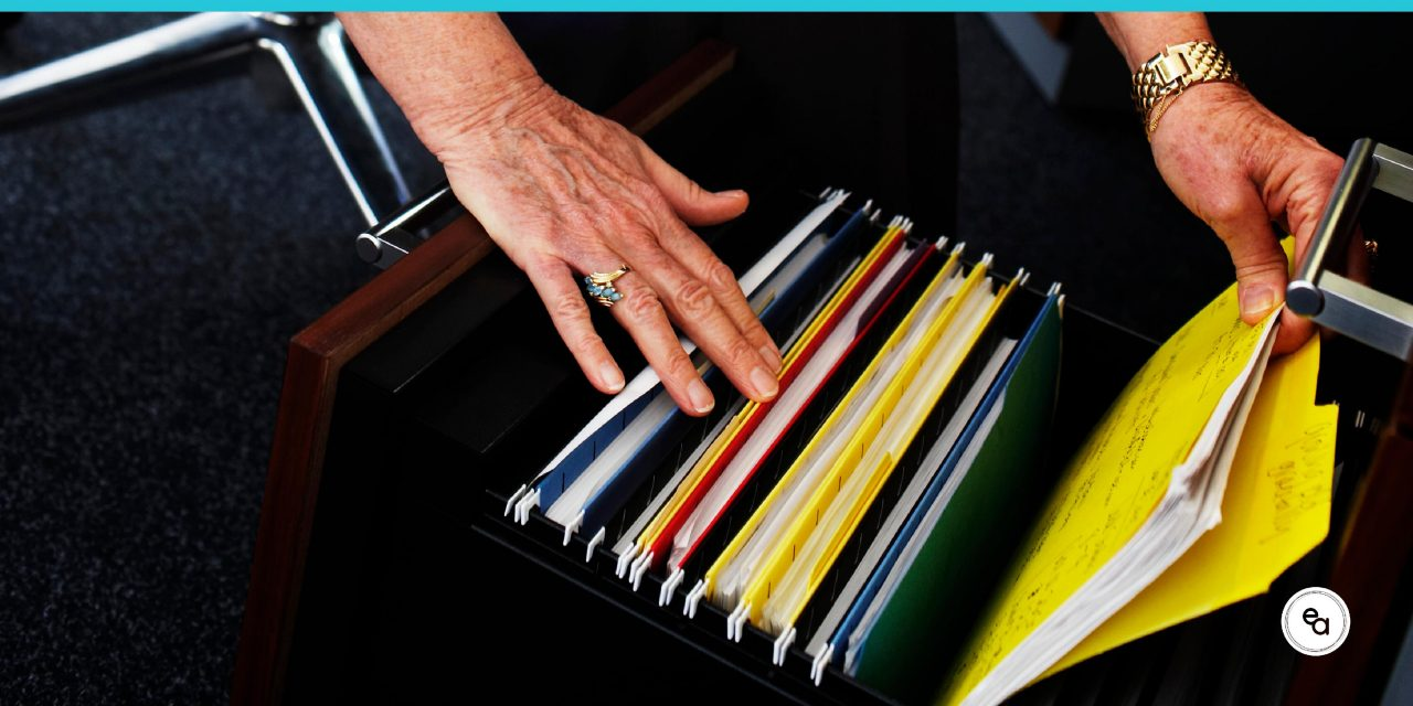 How to Organize Your Filing Cabinet