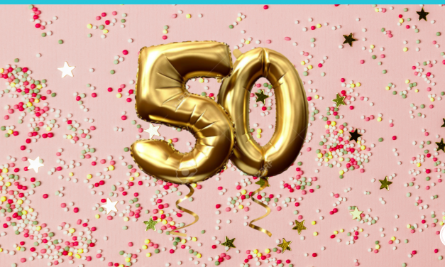 Commemorating 50 Blog Posts!
