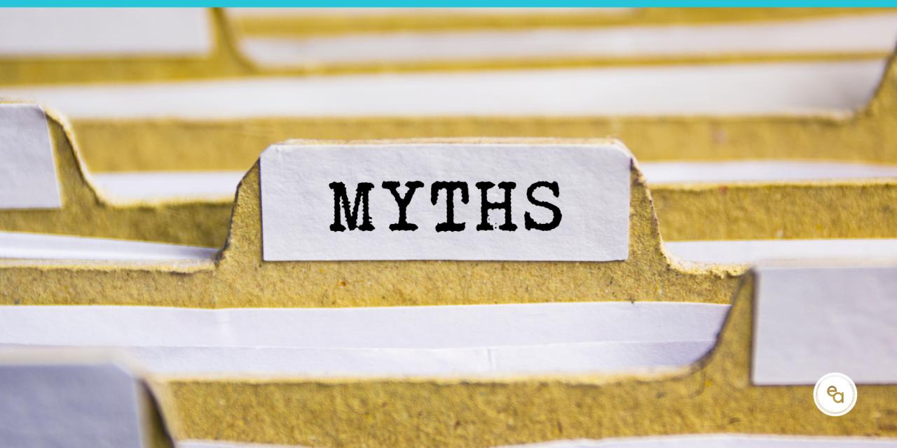Edition 2: Busting Financial Myths